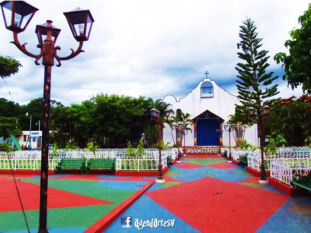 Iglesia de Arambala, Morazan, El Salvador