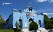 Iglesia de Arcatao, Chalatenango, El Salvador