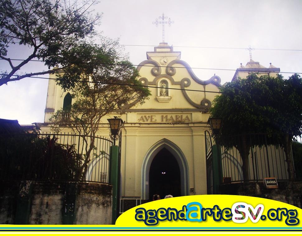 Iglesia de Ataco, Ahuachapan, El Salvador