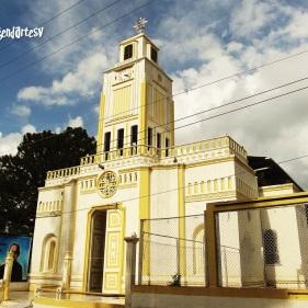 Iglesia de Berlin, Usulutan, El Salvador