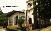 Iglesia de Cinquera, Cabañas, El Salvador