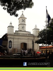Iglesia de Cojutepeque, Cuscatlan, El Salvador
