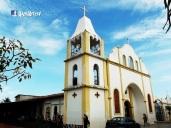 Iglesia de Cuyultitan, La Paz, El Salvador