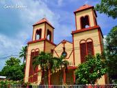 Iglesia de El Rosario, La Paz, El Salvador