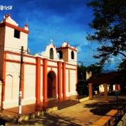 Iglesia de Estanzuelas, Usulutan, El Salvador
