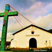 Iglesia de Huizucar, La Libertad, El Salvador