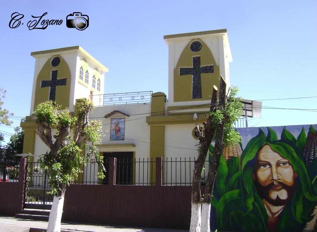 Iglesia de Ilopango, San Salvador, El Salvador