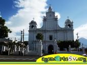 Iglesia de Izalco, Sonsonate, El Salvador