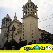 Iglesia de Juayua, Sonsonate, El Salvador