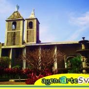 Iglesia de Jujutla, Ahuachapan, El Salvador