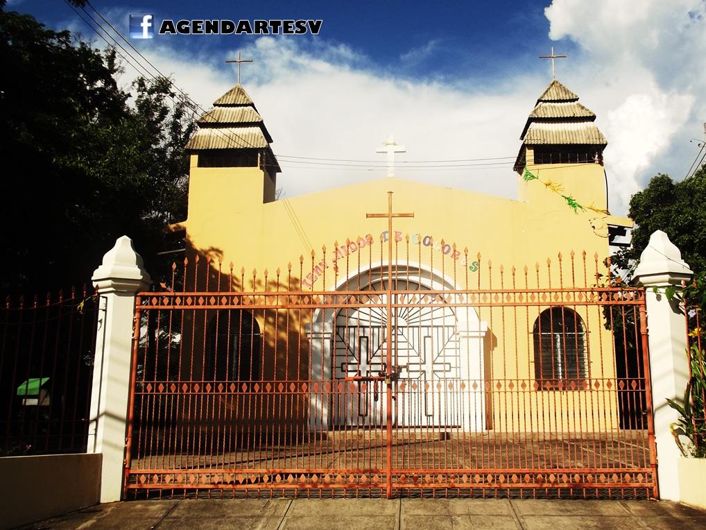 Iglesia de Las Chinamas, Ahuachapan, El Salvador
