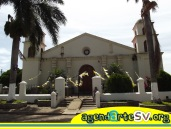 Iglesia de Nahuizalco, Sonsonate, El Salvador