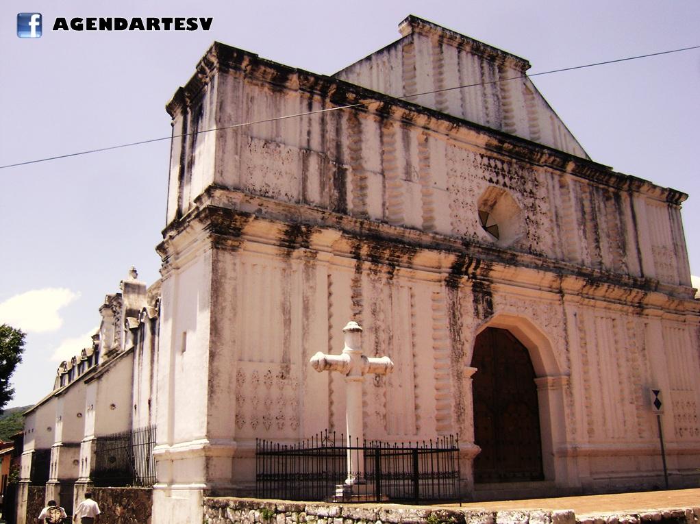 Iglesia de Nuestra Señora del Pilar, San Vicente, El Salvador