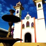 Iglesia de Olocuita, La Paz, El Salvador