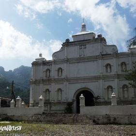 Iglesia de Panchimalco, San Salvador, El Salvador