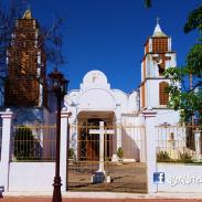 Iglesia de Rosario de Mora, San Salvador, El Salvador