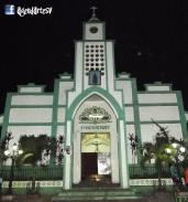 Iglesia de Sacacoyo, La Libertad, El Salvador