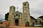 Iglesia de San Esteban Catarina, San Vicente, El Salvador