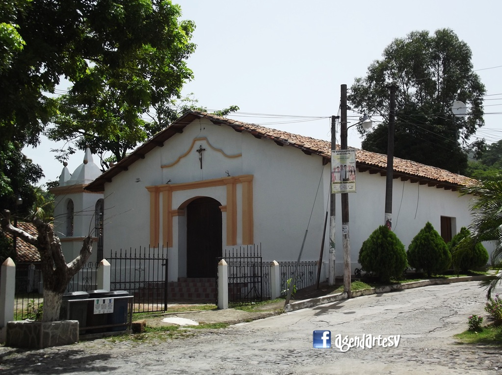 Iglesia de San Francisco Lempa, Chalatenango, El Salvador