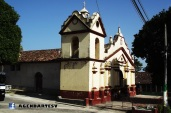 Iglesia de San Francisco Morazan, Chalatenango, El Salvador
