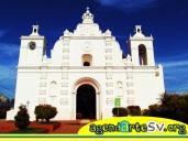 Iglesia de San Juan Opico, La Libertad, El Salvador