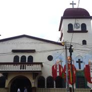 Iglesia de San Julian, Sonsonate, El Salvador