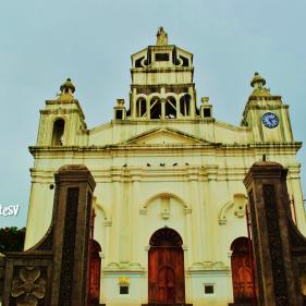 Iglesia de San Pedro Nonualco, La Paz, El Salvador