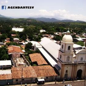 Iglesia de San Vicente, El Salvador