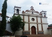 Iglesia de Santa Rosa de Lima, La Union, El Salvador