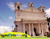 Iglesia de Suchitoto, Cuscatlan, El Salvador