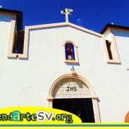 Iglesia de Tecoluca, San Vicente, El Salvador