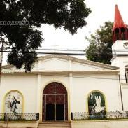 Iglesia de Tejutepeque, Cabañas, El Salvador