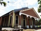 Iglesia de Tepecoyo, La Libertad, El Salvador