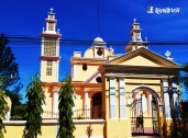 Iglesia de Tonacatepeque, San Salvador, El Salvador