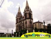 Iglesia El Carmen, Santa Tecla, El Salvador