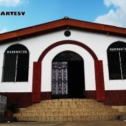 Iglesia El Rosario, San Ignacio, Chalatenango, El Salvador