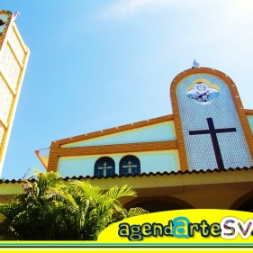 Iglesia Oratorio San jose, San Miguel, El Salvador