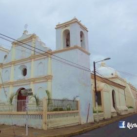 Iglesia San Francisco, San Miguel, El Salvador