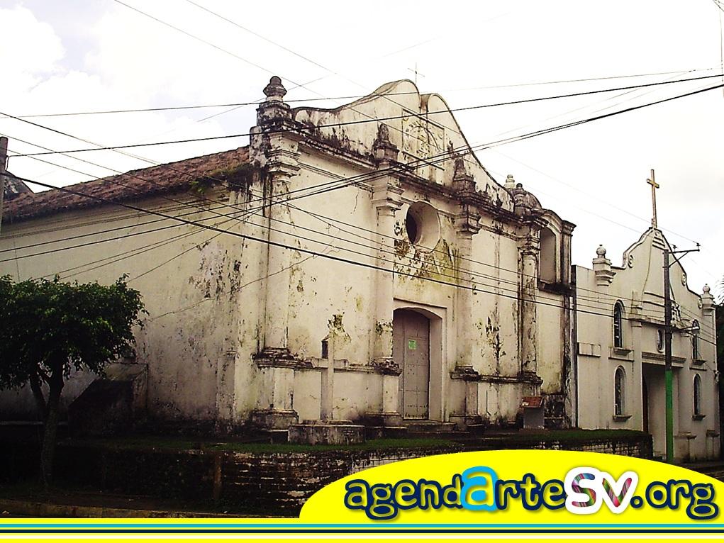 Iglesia San Miguel Arcangel, Salcoatitan, Sonsonate, El Salvador