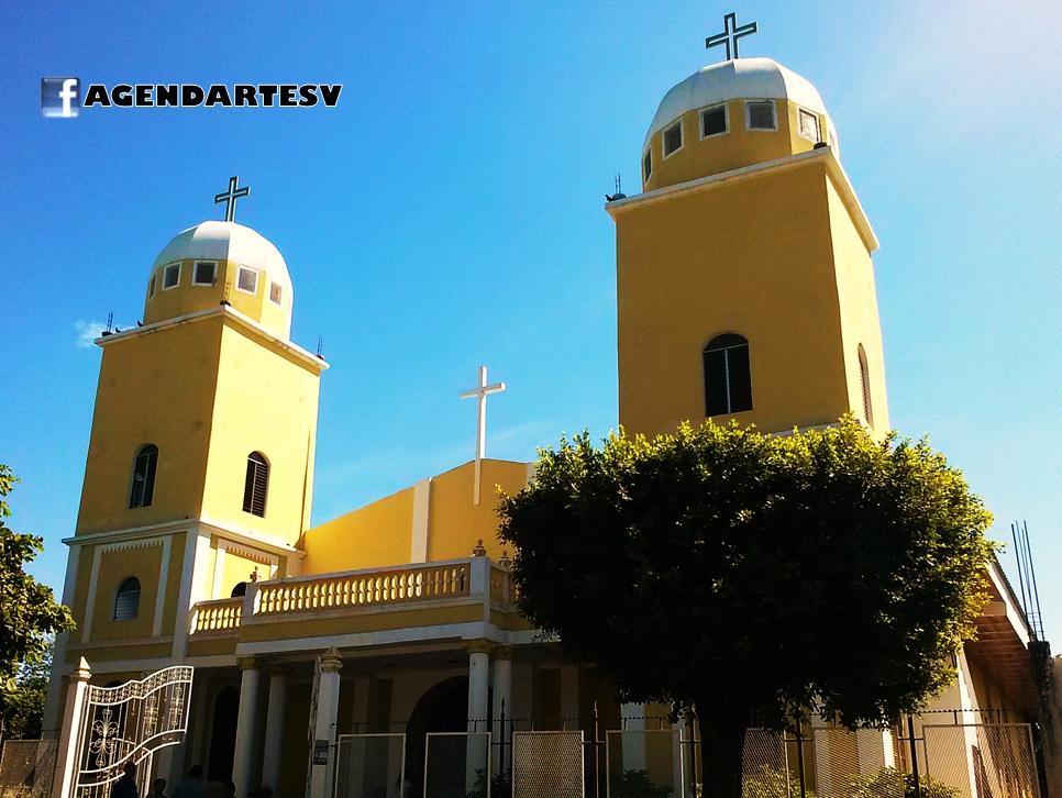 Iglesia San Miguel Arcangel, San Miguel, El Salvador