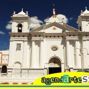 Iglesia Santa Barbara, Sensuntepeque, Cabañas, El Salvador