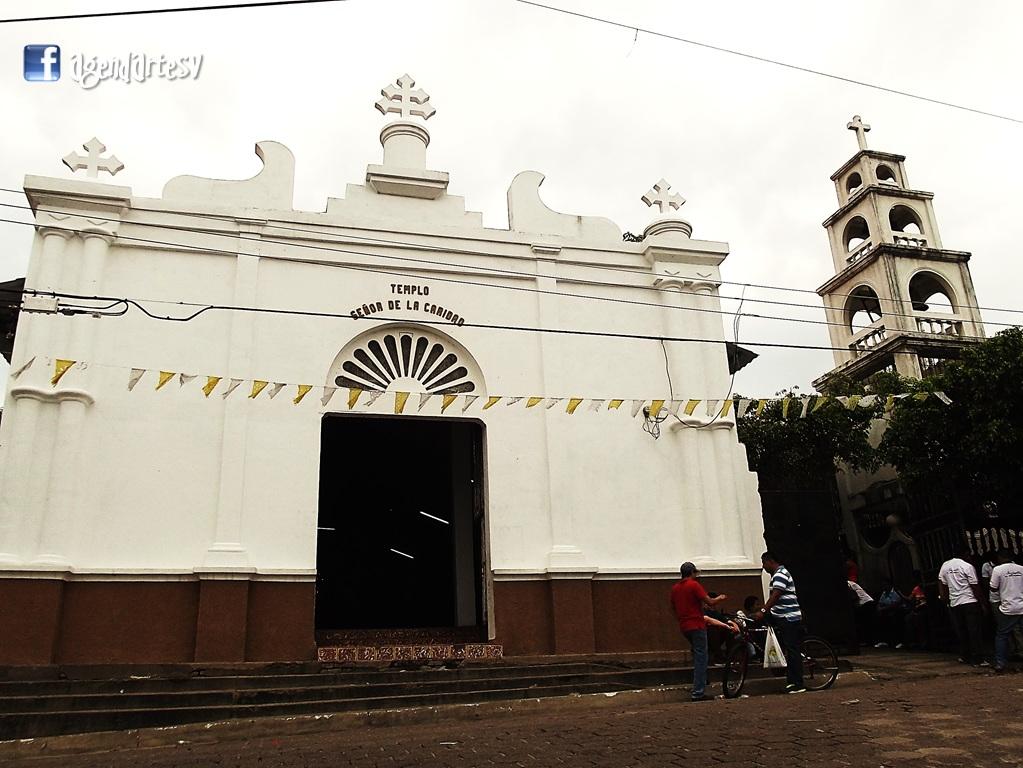 Iglesia Señor de la Caridad, San Juan Nonualco, La Paz, El Salvador