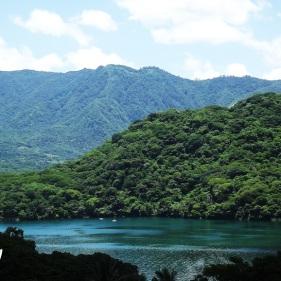 Isla Teopan, Lago de Coatepeque, El Salvador