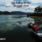 Lago de Ilopango, Candelaria, Cuscatlan, El Salvador