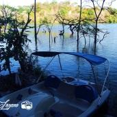 Laguna Cuscachapa, Chalchuapa, Santa Ana, El Salvador