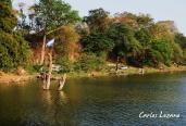 Laguna Cuzcachapa, Chalchuapa, Santa Ana, El Salvador