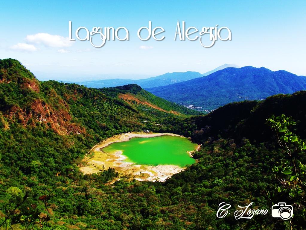 Laguna de Alegria, Usulutan, El Salvador