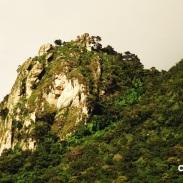 Peñón Cayaguanca, San Ignacio, Chalatenango, El Salvador
