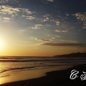 Playa San Blas, La Libertad, El Salvador