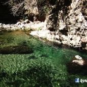 Poza Azul, Rio Sisimico, San Vicente, El Salvador